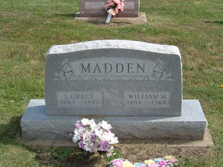 MADDEN, WILLIAM - Van Buren County, Iowa | WILLIAM MADDEN