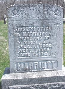 MARRIOTT, JOSEPH - Van Buren County, Iowa | JOSEPH MARRIOTT