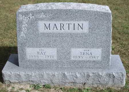 MAXWELL MARTIN, SENA - Van Buren County, Iowa | SENA MAXWELL MARTIN