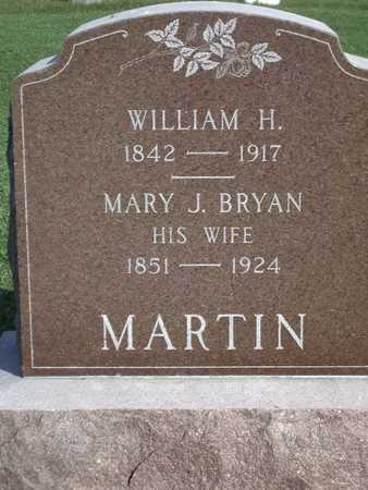 MARTIN, WILLIAM H. - Van Buren County, Iowa | WILLIAM H. MARTIN