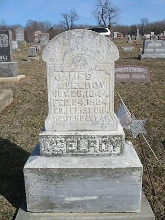 MCELROY, JAMES - Van Buren County, Iowa | JAMES MCELROY