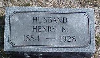 MEGRATH, HENRY N. - Van Buren County, Iowa | HENRY N. MEGRATH