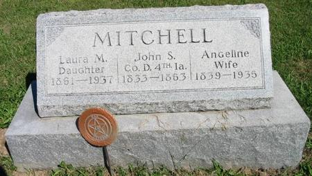 MITCHELL, LAURA M. - Van Buren County, Iowa | LAURA M. MITCHELL