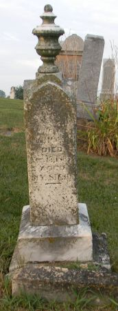 PERKINS MOHLER, HARRIETT ELLEN - Van Buren County, Iowa | HARRIETT ELLEN PERKINS MOHLER