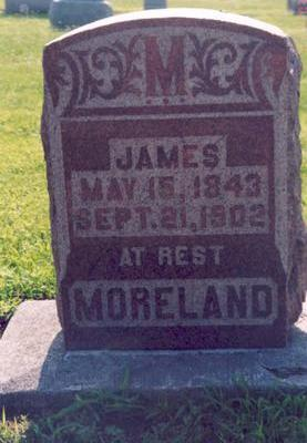 MORELAND, JAMES RICHARD, SR. - Van Buren County, Iowa | JAMES RICHARD, SR. MORELAND