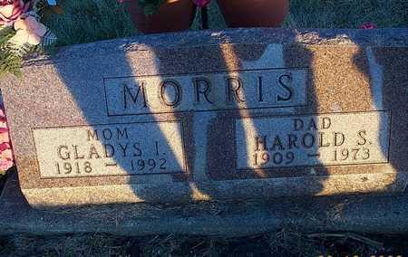 BRECKENRIDGE MORRIS, GLADYS - Van Buren County, Iowa | GLADYS BRECKENRIDGE MORRIS