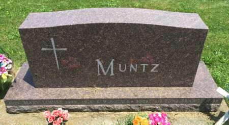 MITCHELL MUNTZ, MARY LOUISE - Van Buren County, Iowa | MARY LOUISE MITCHELL MUNTZ