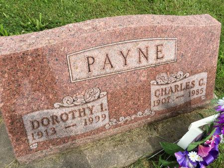 PAYNE, DOROTHY I. - Van Buren County, Iowa | DOROTHY I. PAYNE