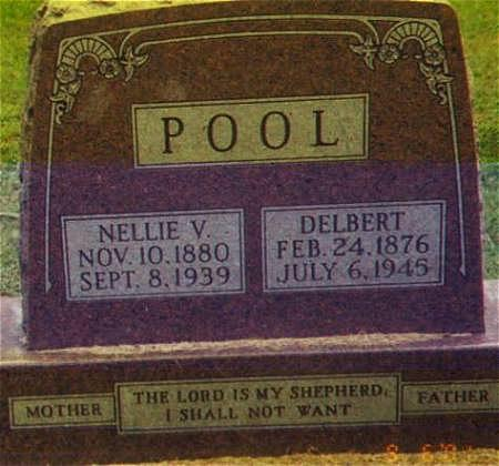 STANSBERRY POOL, NELLIE - Van Buren County, Iowa | NELLIE STANSBERRY POOL