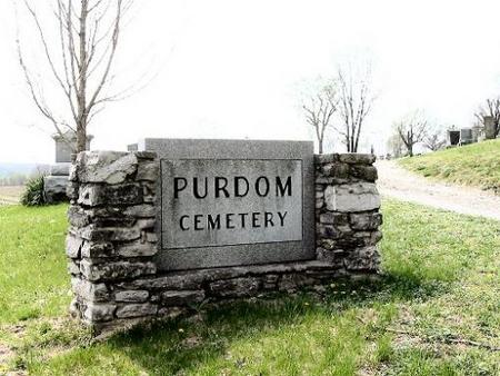 PURDOM, CEMETERY - Van Buren County, Iowa | CEMETERY PURDOM