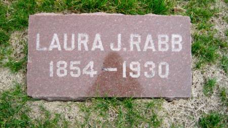WARD RABB, LAURA J - Van Buren County, Iowa | LAURA J WARD RABB