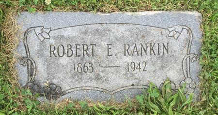 RANKIN, ROBERT E. - Van Buren County, Iowa   ROBERT E. RANKIN