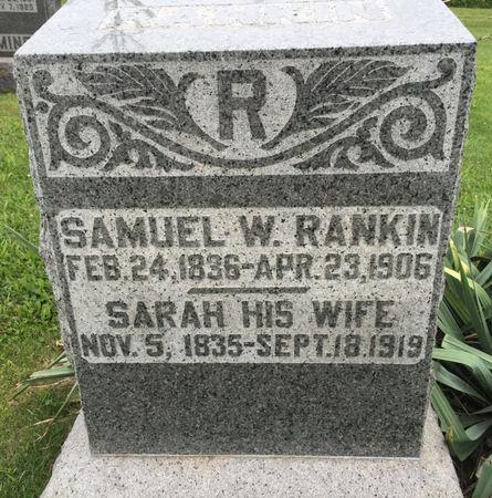 RANKIN, SARAH - Van Buren County, Iowa | SARAH RANKIN
