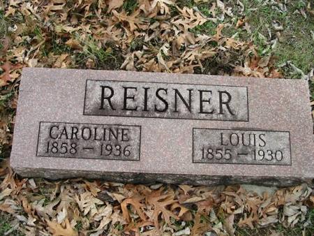 REISNER, LOUIS - Van Buren County, Iowa | LOUIS REISNER