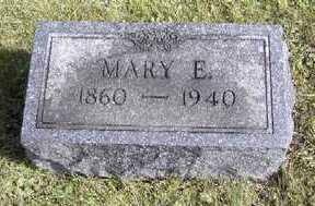 ROBISON, MARY E. - Van Buren County, Iowa | MARY E. ROBISON