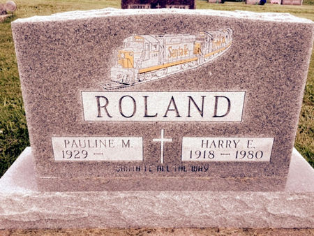 ROLAND, HARRY E - Van Buren County, Iowa | HARRY E ROLAND