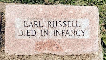 RUSSELL, EARL - Van Buren County, Iowa | EARL RUSSELL