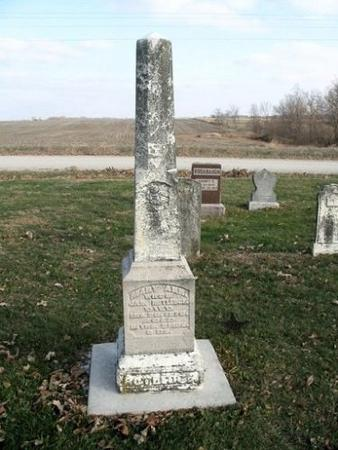RUTLEDGE, MARY ANN - Van Buren County, Iowa | MARY ANN RUTLEDGE