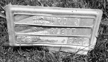 SCARLETT, HOWARD J. - Van Buren County, Iowa   HOWARD J. SCARLETT