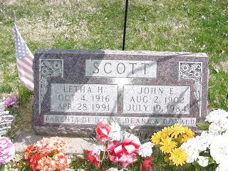 SCOTT, JOHN - Van Buren County, Iowa | JOHN SCOTT