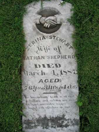 STEWART SHEPHERD, ZERINA - Van Buren County, Iowa | ZERINA STEWART SHEPHERD