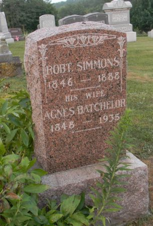 SIMMONS, ROBERT - Van Buren County, Iowa | ROBERT SIMMONS