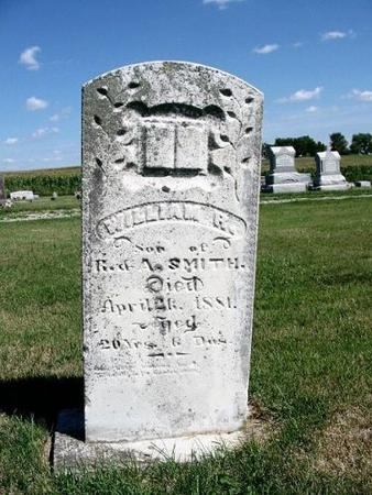 SMITH, WILLIAM R. - Van Buren County, Iowa | WILLIAM R. SMITH