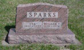 SPARKS, WILLIAM - Van Buren County, Iowa | WILLIAM SPARKS