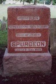 BOND SPURGEON, RUTH - Van Buren County, Iowa | RUTH BOND SPURGEON