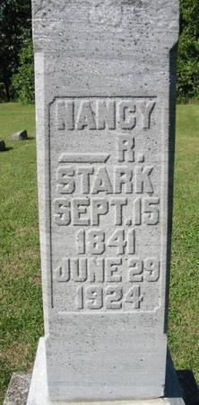 STARK, NANCY R. - Van Buren County, Iowa | NANCY R. STARK