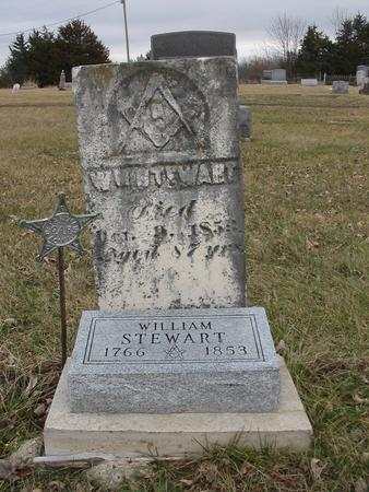STEWART, WILLIAM - Van Buren County, Iowa | WILLIAM STEWART