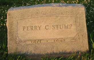STUMP, PERRY C. - Van Buren County, Iowa | PERRY C. STUMP