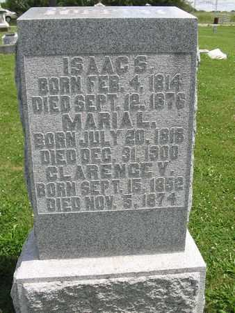 BELFIELD TUSSEY, MARIA L. - Van Buren County, Iowa | MARIA L. BELFIELD TUSSEY