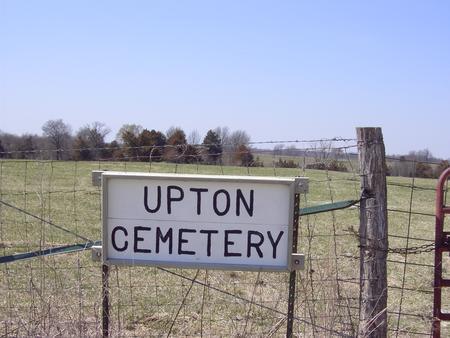 UPTON, CEMETERY - Van Buren County, Iowa | CEMETERY UPTON