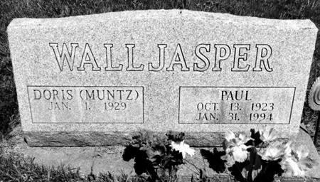 WALLJASPER, PAUL - Van Buren County, Iowa | PAUL WALLJASPER