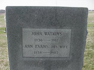 WATKINS, ANN - Van Buren County, Iowa | ANN WATKINS