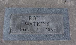 WATKINS, ROY - Van Buren County, Iowa | ROY WATKINS