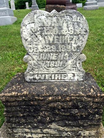 WEIHER, MAY - Van Buren County, Iowa | MAY WEIHER