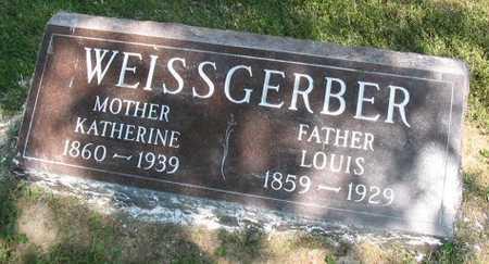 PEIL WEISSGERBER, KATHERINE - Van Buren County, Iowa | KATHERINE PEIL WEISSGERBER