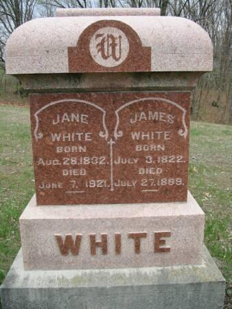WHITE, JAMES - Van Buren County, Iowa | JAMES WHITE