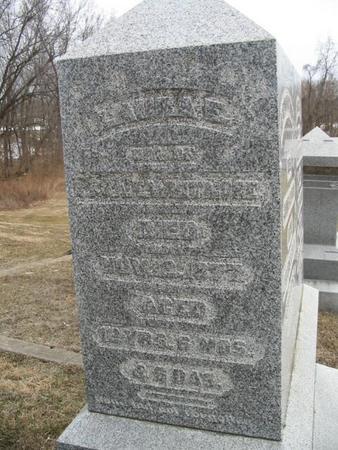 WHITMORE, LAURA E. - Van Buren County, Iowa | LAURA E. WHITMORE
