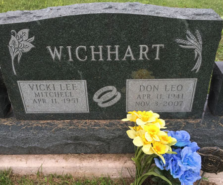 WICHHART, DON LEO - Van Buren County, Iowa | DON LEO WICHHART