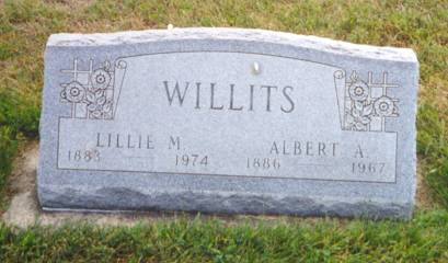WILLITS, ALBERT A. AND LILLIE - Van Buren County, Iowa | ALBERT A. AND LILLIE WILLITS