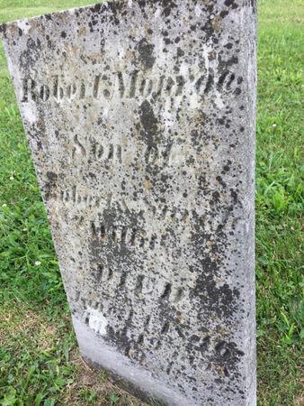 WILLITS, ROBERT MONROE - Van Buren County, Iowa   ROBERT MONROE WILLITS
