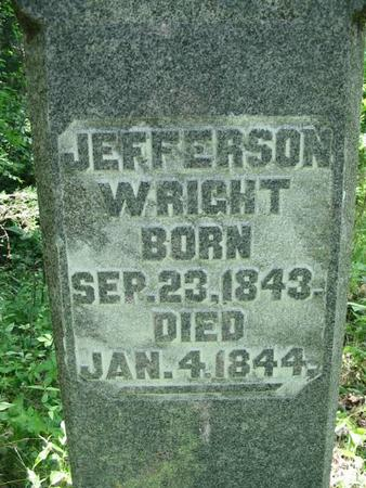 WRIGHT, JEFFERSON - Van Buren County, Iowa | JEFFERSON WRIGHT