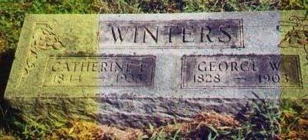 WINTERS, GEORGE - Van Buren County, Iowa | GEORGE WINTERS