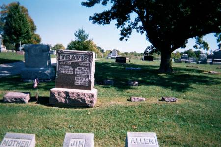 TRAVIS, BRIDGET, WILLIAM & MARY E. - Wapello County, Iowa | BRIDGET, WILLIAM & MARY E. TRAVIS