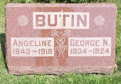 BUTIN, GEORGE - Wapello County, Iowa | GEORGE BUTIN