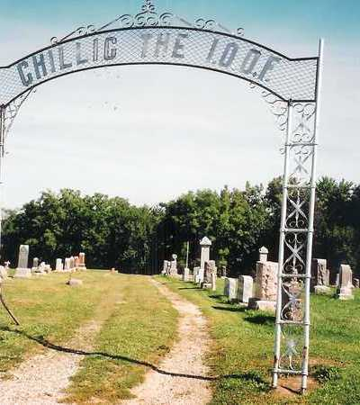 CHILLICOTHE, CEMETERY - Wapello County, Iowa | CEMETERY CHILLICOTHE