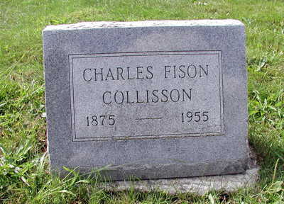 COLLISSON, CHARLES FISON - Wapello County, Iowa | CHARLES FISON COLLISSON